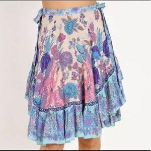 Spell & The Gypsy Collective Siren Song Skirt XL